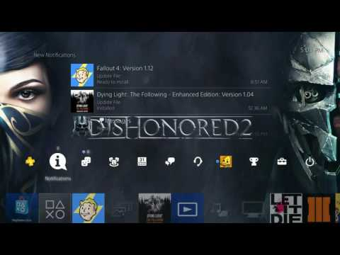 PS4: How to fix glitched paused game updates!