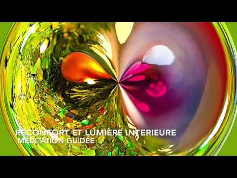 RECONFORT  MA LUMIERE INTERIEURE / MEDITATION GUIDEE/ Stéphanie Renaud