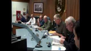 Tuolumne County Planning Commission - November 6, 2013