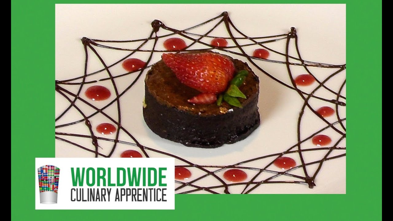 Dessert Plating Decoration Ideas - Dessert Design - Plate ...