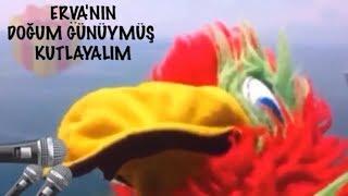 İyi ki Doğdun ERVA :) 2.VERSİYON Komik Doğum günü Mesajı, DOĞUM GÜNÜ VİDEOSU Made in Turkey :) 🎂