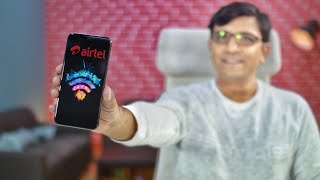 Airtel Voice WIFI Calling - India's First Voice over Wi-Fi (+GIVEAWAY+)