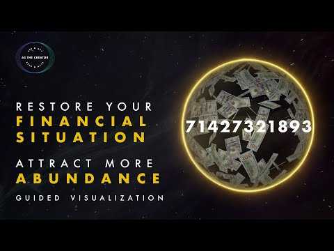 Normalize your financial situation and attract abundance | Grabovoi Pilotage | Number sequence