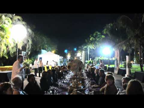 Preview - 3rd Annual Boca Raton Wine & Food Festival, A Culinary Affair