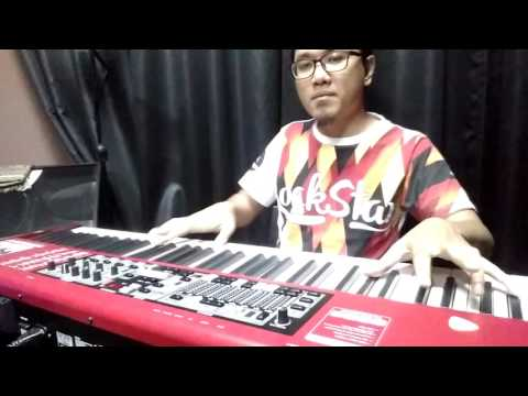 LYGOPHOBIA - AKIM & THE MAJISTRET practise piano