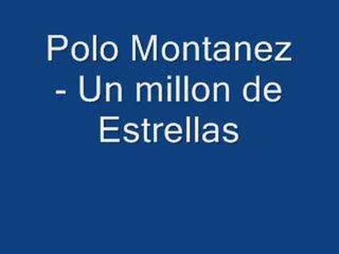 Polo Montanez - Un Millon De Estrellas