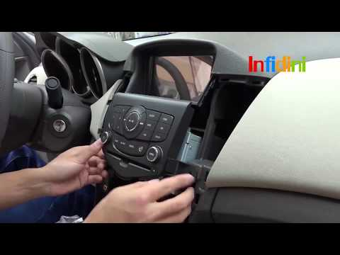 Infidini Asottu How To Install  Chevrolet Cruze Car Dvd