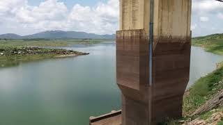 É baixo o volume de água armazenado nos Açudes Castanhão, Orós e Banabuiú