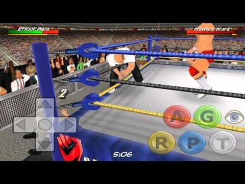 Wrestling Revolution 3D - реслинг на Android