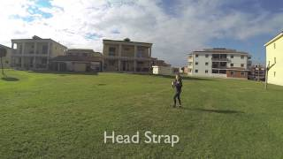 GoPro Vented Helmet Strap Mount For Bicycle Helmet - GoPro Tip #215