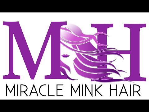 Miracle Mink Hair Glueless Lace Wig