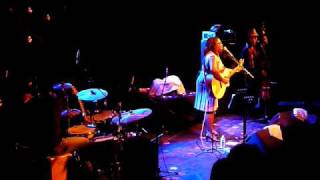 "Melissa Laveaux ""My Boat"" Live at Le Trabendo, Paris - 6 May 2009"