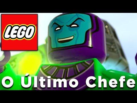 LEGO MARVEL SUPER HEROES 2 - Começa a luta contra o ÚLTIMO CHEFÃO, KANG