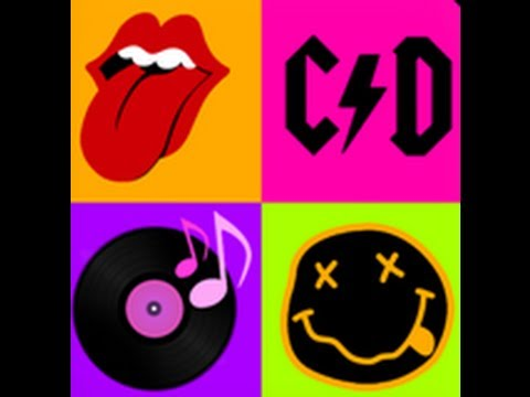 Logo Quiz - Music Bands Hard Rock Answers