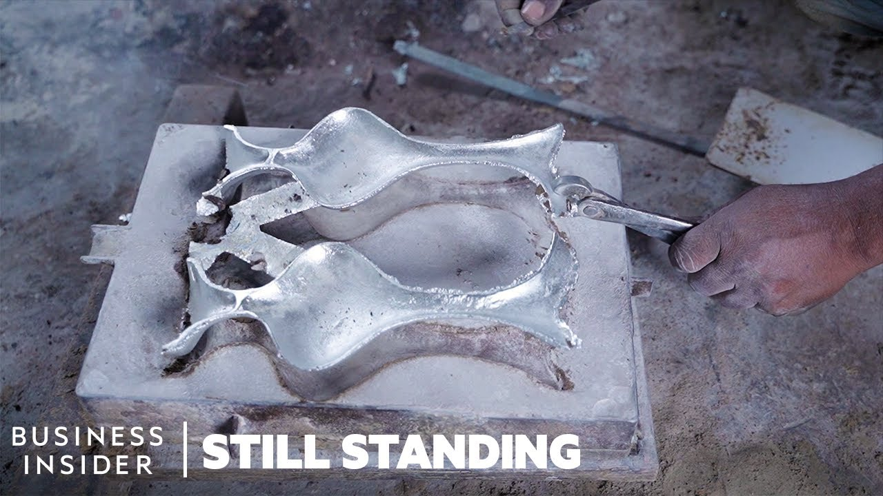 How Metal Workers In India Are Keeping A 600-Year-Old Art Alive | Still Standing