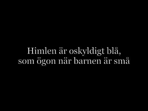 Himlen är oskyldigt blå (Ted Gärdestad) – Karaoke