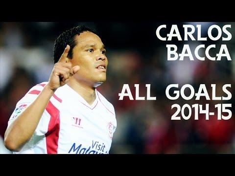 Carlos Bacca | All 32 Goals - 2014-15 | HD
