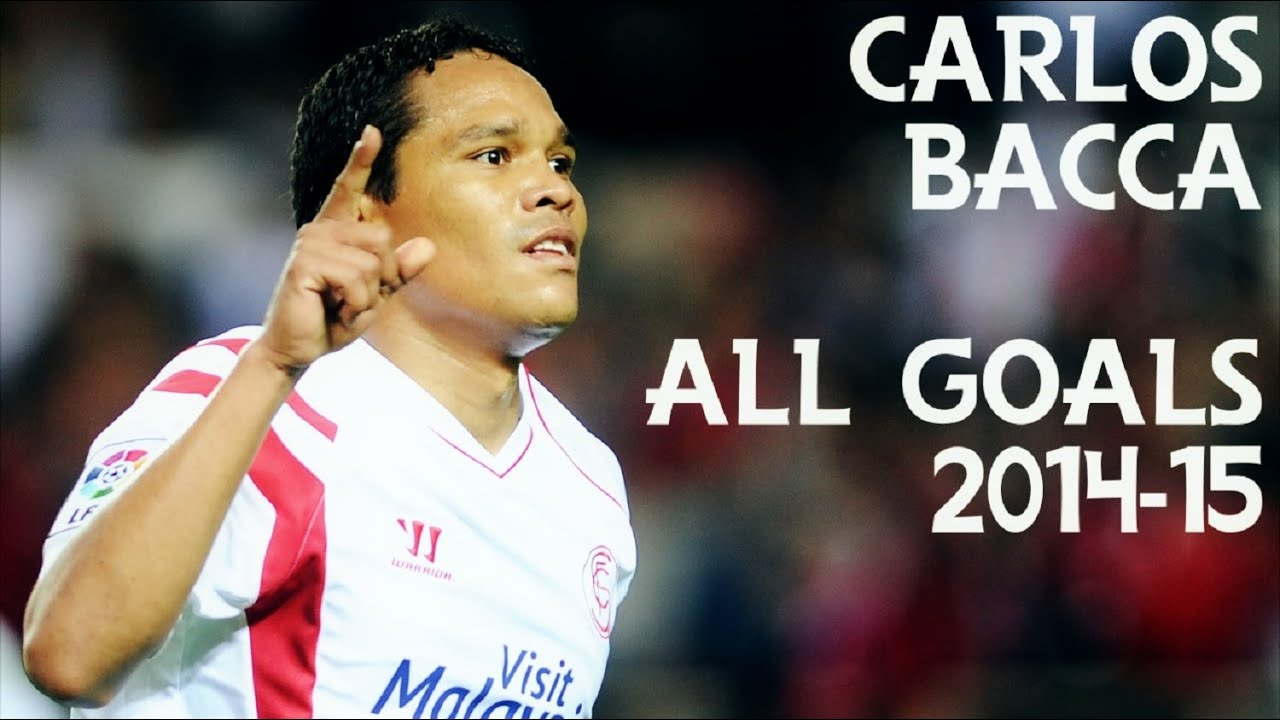 Carlos Bacca All 32 Goals 2014 15 Hd Youtube