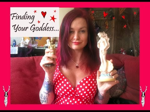 Finding Your Goddess -A RedWitch Guide