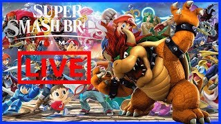 Super Smash Bros. Ulimate | Live 🔴 | Shoutouts For Subscribers! | With Viewers!