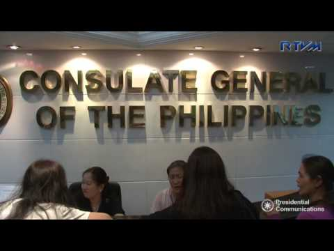 Consulate General of the Philippines 5/8/2017