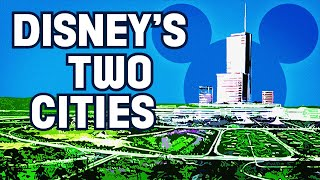 Disney's Two Cities: The History of Bay Lake and Lake Buena Vista