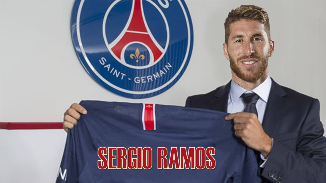 Sergio Ramos Welcome To PSG ? Confirmed Summer Transfers 2019 - YouTube