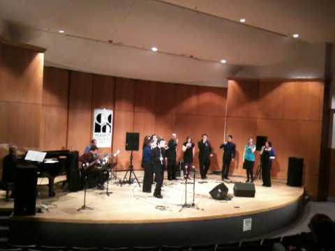 FORM Vocal Jazz ~Now That The Love Is Over