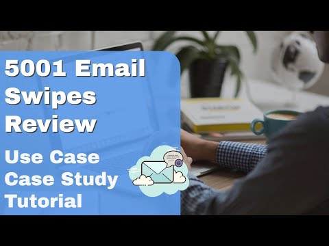 5001 Emails Review | Use Case | Case Study | How to use thumbnail