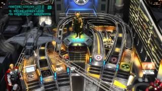 Pinball FX2 : The Avengers PC [Deutsch\German] Gameplay