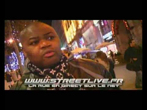 Youtube: Alibi en interview streetlive