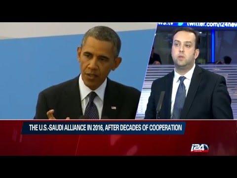 I24 Defense Weekly Nurit Zunger interviews Barak Seener on tensions between Saudi Arabia & Iranian