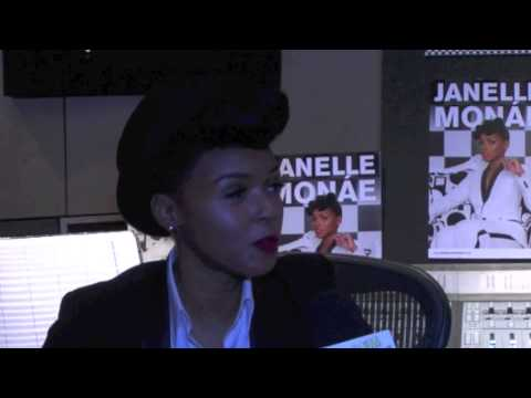 @Valencia_King | Exclusive Interview w/ Janelle Monae | The Electric Lady |