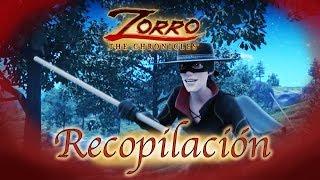 1 Hora RECOPILACIÓN | Las Crónicas del Zorro | Capítulo 19 - 21 | Dibujos de super héroes