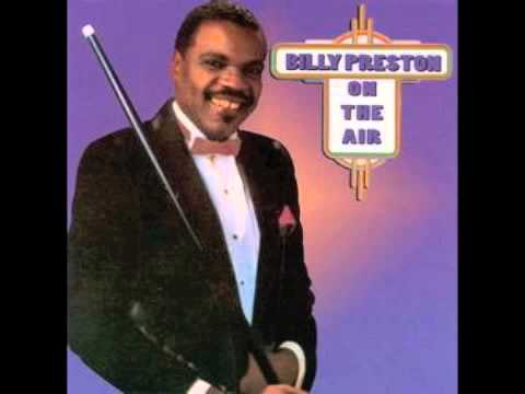 Billy Preston - You Can't Hide From Love