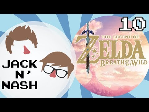 We're on the Plateau, Reggie! - Breath of the Wild - Part 10