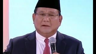 Prabowo: Jangan Bangga Bagi-bagi Sertifikat Tanah