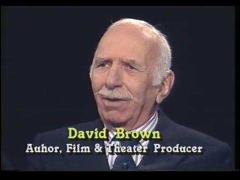 The Open Mind: In Memoriam: David Brown (1916-2010)