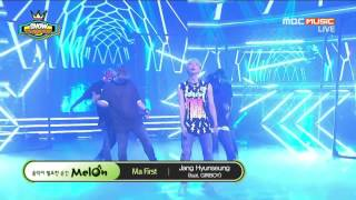 150513 HyunSeung - Break Up With Him & Ma First @Show Champion