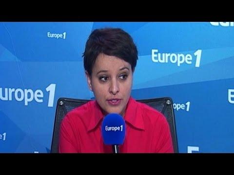 """Najat Vallaud-Belkacem : """"Valls, le seul homme d'Etat"""" de la primaire"""