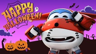 Happy Halloween Best Clip🎃 | Superwings | Halloween night🎃 | Especial Halloween