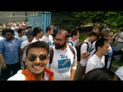 хаи день Khai Day 2016 ! International students National Aerospace University