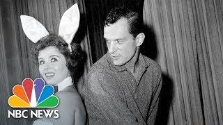Hugh Hefner Shows Off The Original Playboy Mansion... In Chicago | NBC News