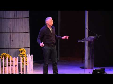 Farmers markets aren't enough | Marcel Van Ooyen | TEDxManha