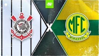 Corinthians 1 x 0 Mirassol - 23/03/2021 - Paulistão