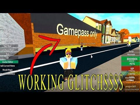 (MONEY/INVISIBLE/CAR GLITCHES) ROBLOX ADOPT AND RAISE A CUTE KID GLITCHES!! - HOW TO GET/MAKE MONEY
