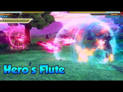Which Attacks can Hero's Flute Block? - Dragon Ball Xenoverse 2