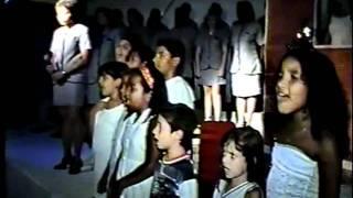 Natal Tão Lindo - Cantata Natal de Alegria - Coro Oficial da IB Lírio dos Vales - 1998