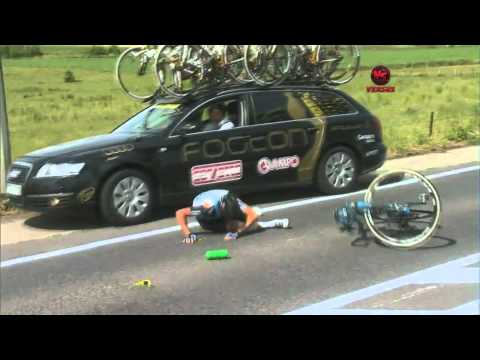 Cycling crash compilation - I Need A Doctor