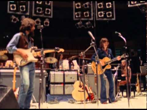 Come On In My Kitchen - George Harrison, Eric Clapton, Leon Russell and Ringo Starr.